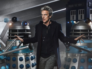Doctor Who, episode 9.2, 'The Witch's Familiar'