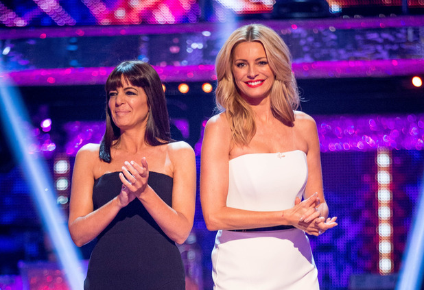 Tess Daly Strictly Come Dancing