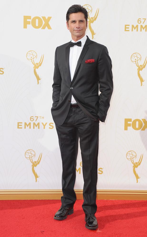 Emmy Awards 2015: John Stamos - Emmy Awards 2015: Red Carpet ...