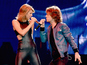 Why does Taylor Swift bring celebs on stage?