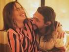 Game of Thrones' Emilia Clarke and Jason Momoa reunited at Paris Fashion Week and the world swooned