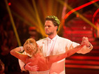 Strictly: Jay McGuiness gets first 10 of the series from Bruno Tonioli