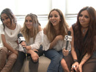 "Interview: Girlband don't want to be ""arseholes"". And won't be smoking de 'erb."