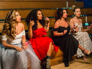 Little Mix are '60s sweethearts in first glimpse of 'Love Me