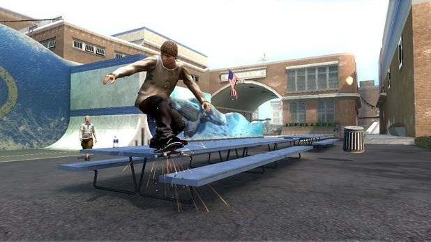 how to turn off tony hawk ride ps3