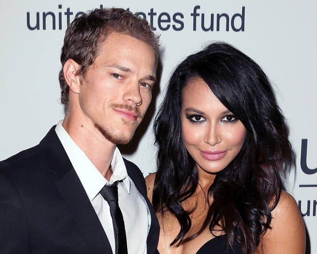 Naya Rivera Husband Ryan Dorsey Naya Rivera And Ryan Dorsey