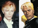 Why the devil looks like David Bowie and John Constantine is watching every breath you take.