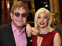 The legendary singer has heard a couple of tracks from Gaga's new record.