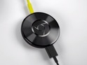 Streaming dongle gets a circular redesign while Chromecast Audio is a new device.