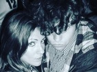 Caroline Flack shares throwback picture of permed Nick Grimshaw