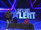 This 3-year-old DJ on South Africa's Got Talent is incredible