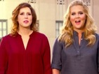 Trainwreck reunion! Amy Schumer has a bit of trouble remembering co-star Vanessa Bayer in these SNL promos