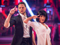 Strictly: Jay gets first 10 of the series