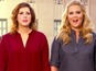See Amy Schumer's odd Trainwreck reunion