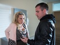 Trevor and Grace's emotional reunion won't go according to plan next week.
