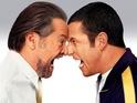 Adam Sandler, Jack Nicholson in Anger Management (2003)
