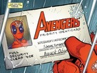 Deadpool officially joins the Avengers, authorised by Steve Rogers