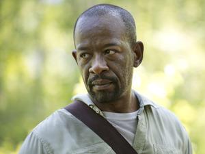Lennie James as Morgan in The Walking Dead S06E01: 'First Time Again'