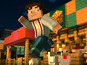 Minecraft Story Mode: A block-rocking feat