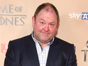 Mark Addy attends the World premiere of Game of Thrones: Season 5