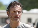 Andrew Lincoln as Rick Grimes in The Walking Dead S06E01: 'First Time Again'