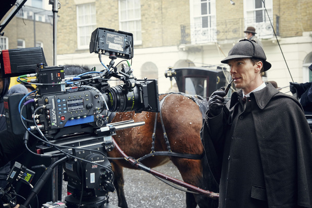Ya no vamos a suponer..... Confirmado que hay especial y cuarta temporada - Página 3 Sherlock1