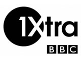 160x120 logo radio bbc 1xtra white 