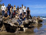 The cast and crew of Lost will appear at several events to mark the show's final episode.