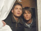 Adam Croasdell praises Supernatural co-stars Jared Padalecki and Jensen Ackles.