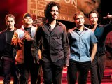 The stars of Entourage reveal details about the upcoming seventh season.
